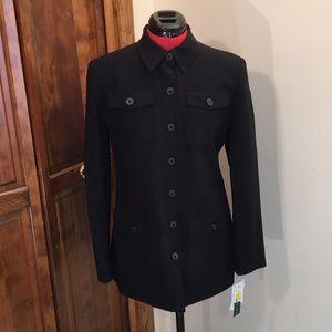 Ralph Lauren black blazer NWT.